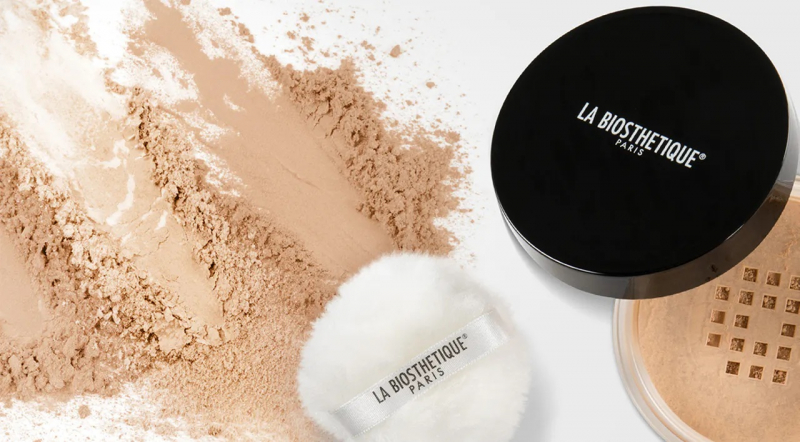 Silky Mineral Powder